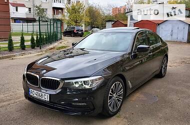 BMW 530 2017 в Стрые