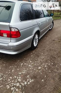 BMW 530 2001 в Львове