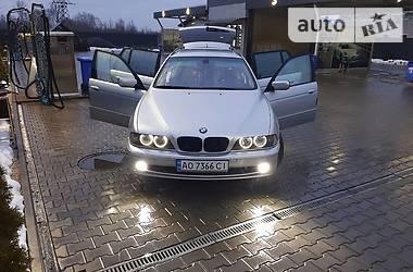 Универсал BMW 530 2001 в Иршаве