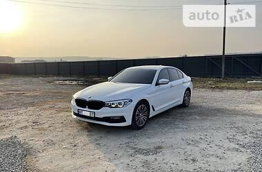 Седан BMW 530 2017 в Ивано-Франковске