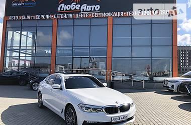Седан BMW 530 2017 в Львове