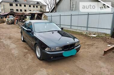 Седан BMW 530 2001 в Черновцах