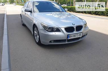 Седан BMW 530 2003 в Одессе