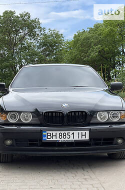 Седан BMW 530 2001 в Одессе