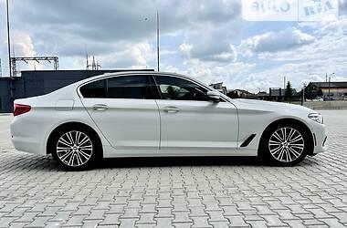 Седан BMW 530 2017 в Івано-Франківську