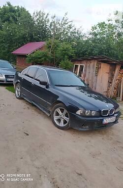 Седан BMW 530 2001 в Жовкве