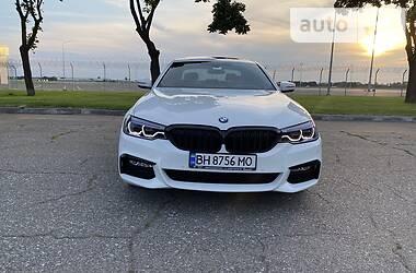 Седан BMW 530 2018 в Одесі