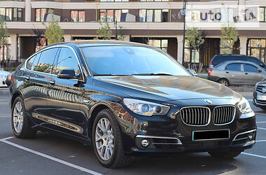 BMW 535 GT 2016