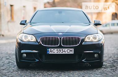 BMW 535 2012 в Луцке