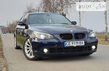 Универсал BMW 535 2005 в Черновцах