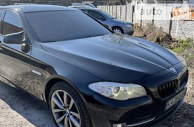 BMW 535 f10 2012