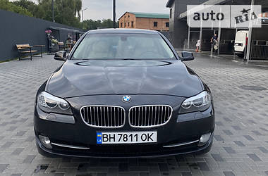 Седан BMW 535 2012 в Полтаве