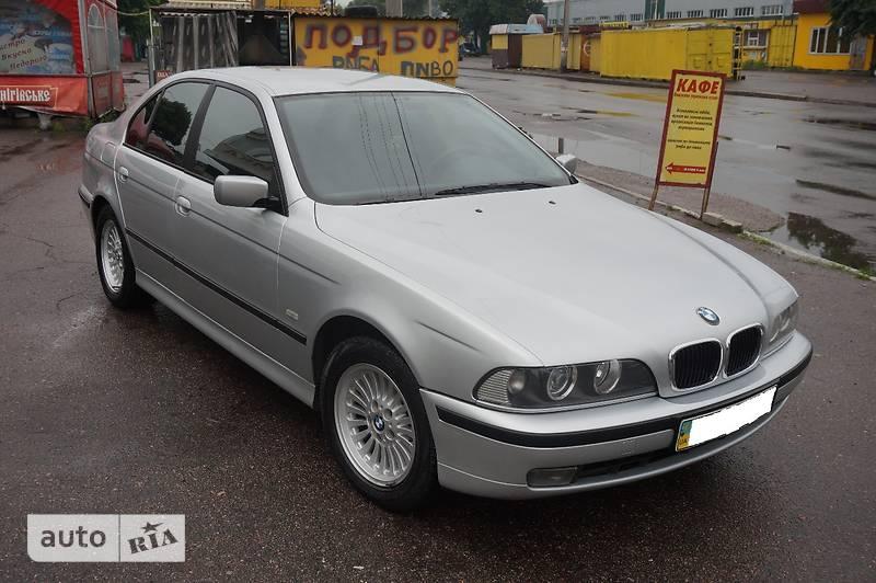 BMW 540 1999 в Черкассах