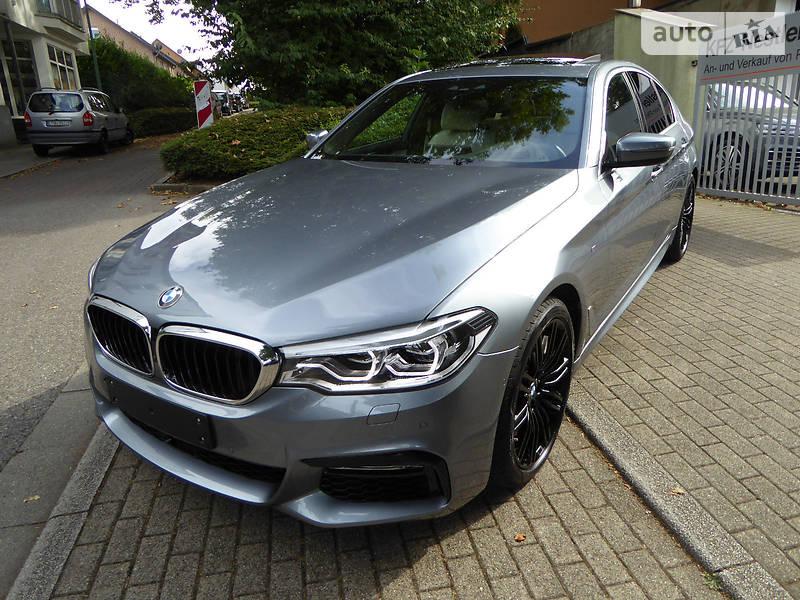 BMW 5 серия 2017 року в Києві