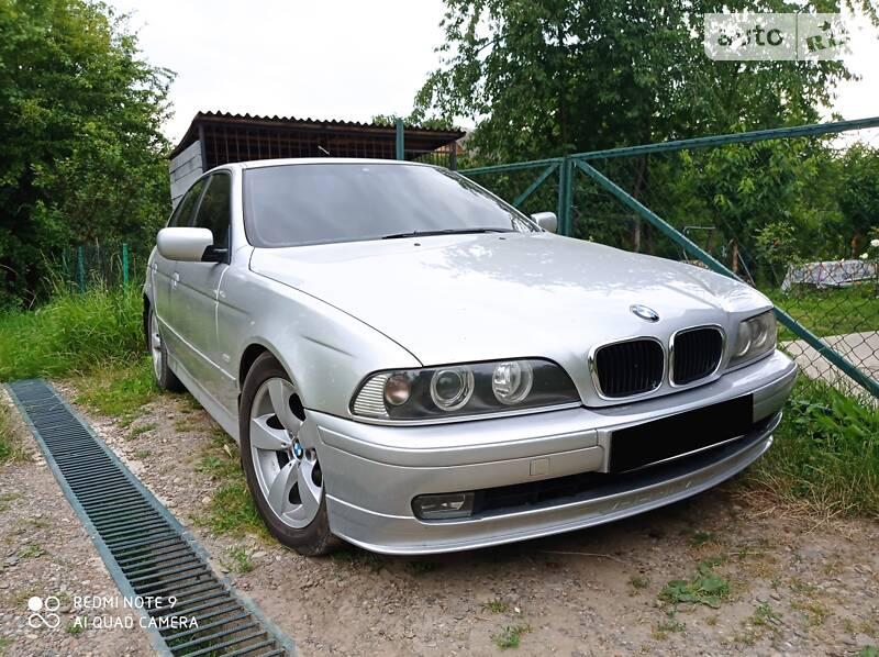 BMW 540 2000 в Черновцах