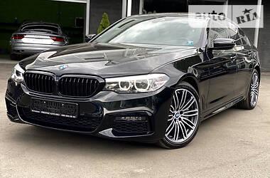 Седан BMW 540 2020 в Киеве