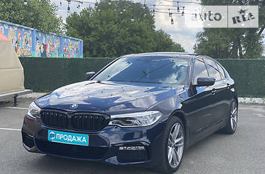 Седан BMW 540 2017 в Киеве