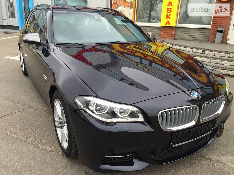 BMW 550 M550d xDrive