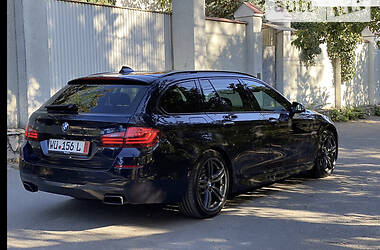 BMW 550 2016 в Одесі