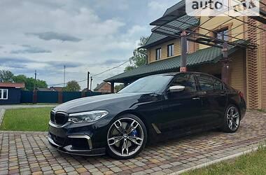 Седан BMW 550 2017 в Черновцах