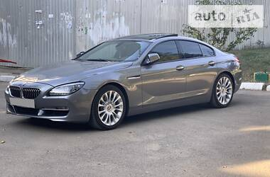 BMW 6 Series Gran Coupe 2014 в Одессе