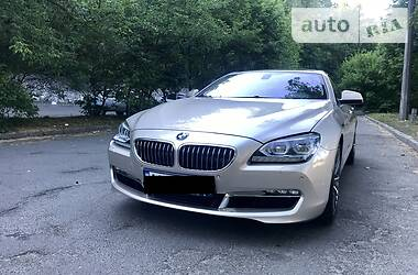 BMW 6 Series Gran Coupe 2012 в Киеве