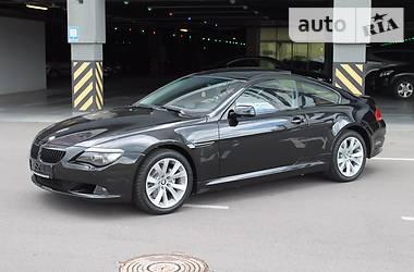 BMW 630 2008