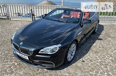 Седан BMW 640 2015 в Днепре