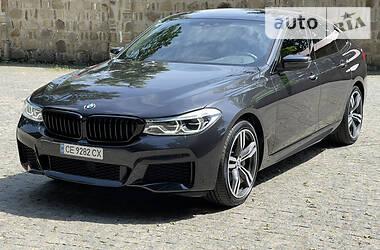 Седан BMW 640 2018 в Черновцах