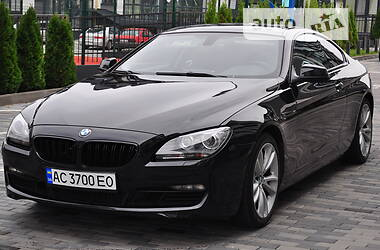 Купе BMW 640 2012 в Луцьку