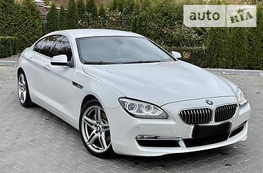 Седан BMW 640 2013 в Одессе