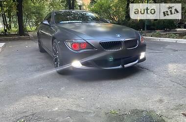 BMW 645 2004 в Полтаве