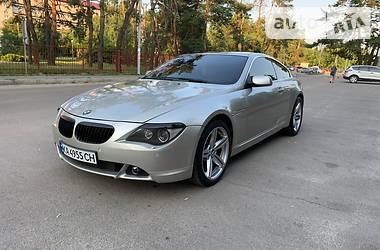 Купе BMW 645 2004 в Броварах