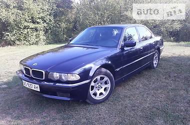 BMW 725 1999 в Ужгороде