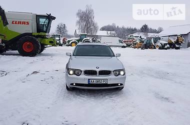 BMW 730 DIESEL 2004