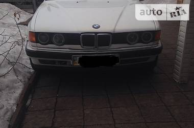 BMW 730 Long 1991