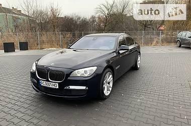 BMW 730 2014 в Луцке