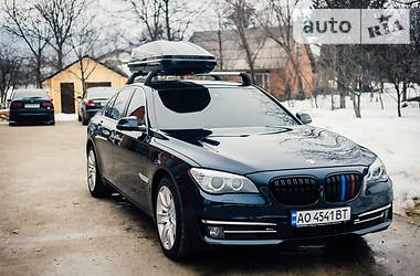 BMW 730 2013 в Ужгороде