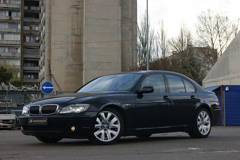 BMW 7 серия 2008 року в Миколаїві