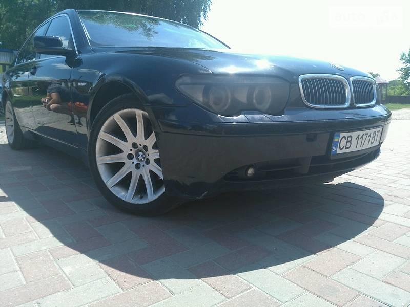 BMW 7 серия 2005 года в Киеве
