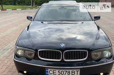 BMW 730 2004 в Чернівцях