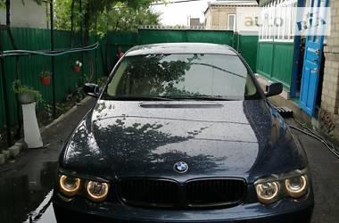 BMW 730 2003 в Днепре