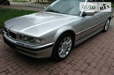 BMW 730 2001 в Ивано-Франковске