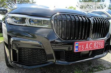 BMW 730 2020 в Киеве