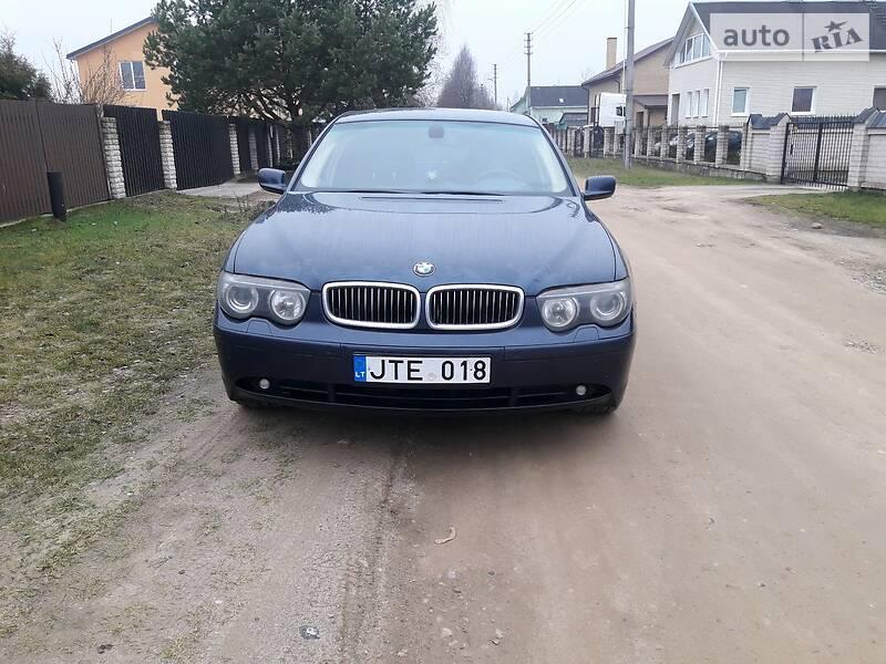 BMW 730 2003 в Запорожье
