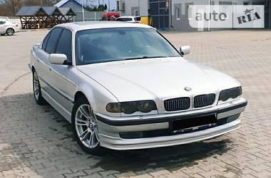 Седан BMW 730 2001 в Черновцах