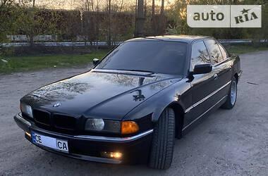 Седан BMW 730 1994 в Чернигове