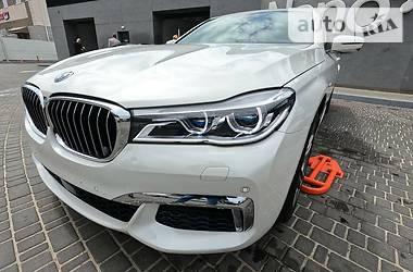 Седан BMW 730 2017 в Одесі