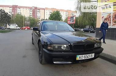 BMW 735 1998 в Ужгороде