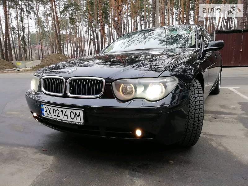 BMW 735 2003 в Киеве
